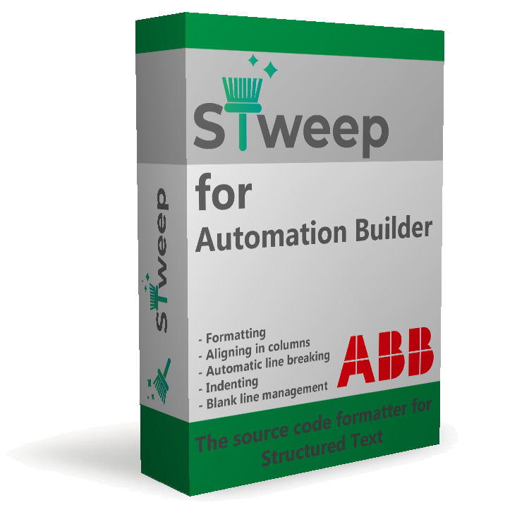 STweep for Automation Builder product box